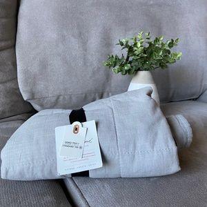 Hearth & hand• king grey quilt sham